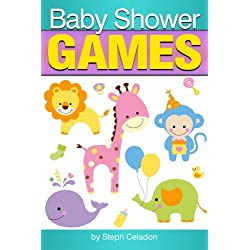 Baby Shower Games: A Party Planner's Guide to the Best Baby Shower Game Ideas