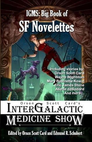 book cover of IGMS: Big Book of SF Novelettes