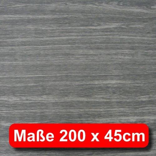 Klebefolie Wenge Grau 2mx45cm Dekorfolie selbstklebend