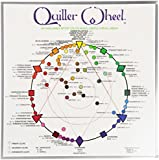 Jack Richeson Color Wheel for All Media by Stephen Quiller, 8.5 by 8.5-Inch