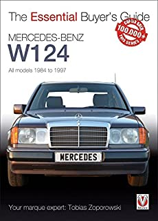 mercedes benz w124 the complete story james taylor 9781847979537 rh amazon ca W124 AMG Mercedes- Benz W116