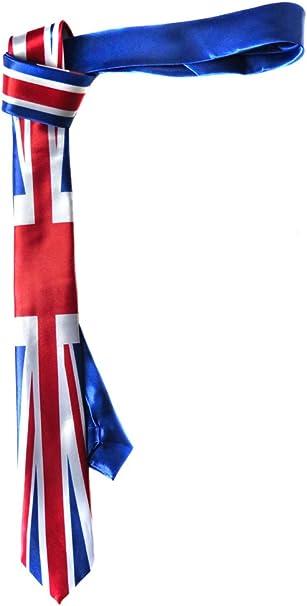 Corbata, diseño de bandera del reino unido, diseño de punk rock 80 ...