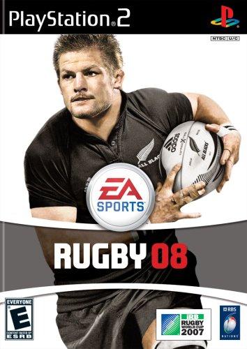 Rugby 08 playstation 2 game repair playstation 2 games