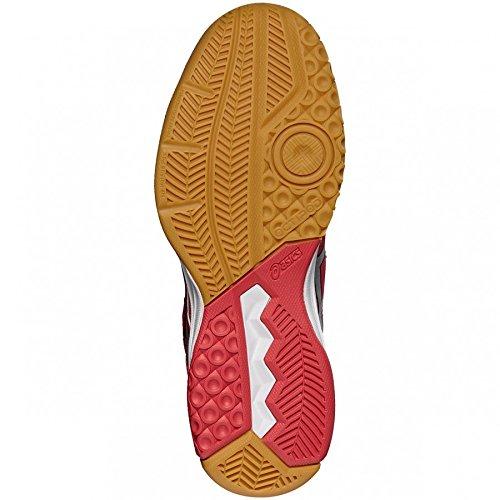 para Rosa Voleibol Zapatillas 1993 de Mujer de Goma Rosa Asics qzwXHx