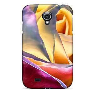 Mwaerke BJIJidf8073UMFmM Case For Galaxy S4 With Nice Rose Closeup Appearance