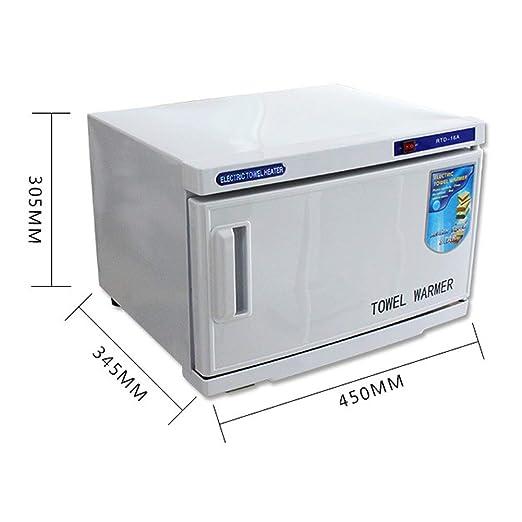 UV Esterilizador, Toallas Calentador Desinfección Gabinete para Belleza Manicura Salón Casero Utilizar: Amazon.es: Belleza