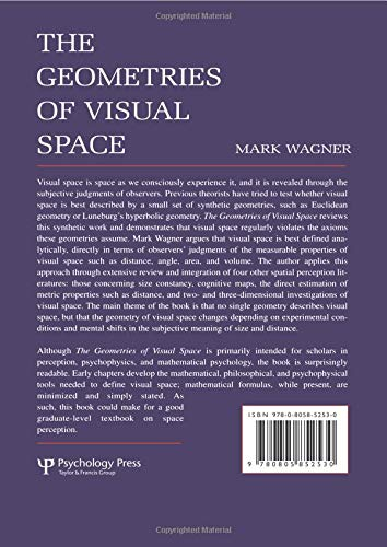 The Geometries of Visual Space
