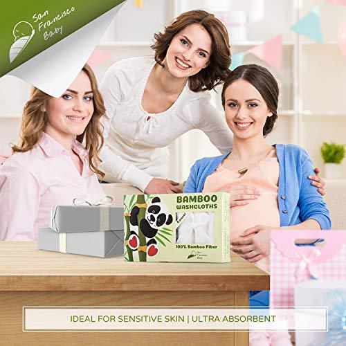 Premium Baby Washcloths