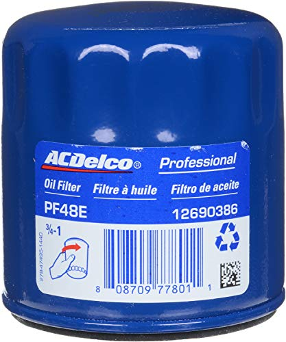 (ACDelco PF48E Professional Engine Oil Filter)