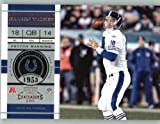 2011 Playoff Contenders Season Ticket Football Card #31 Peyton Manning - Indianapolis Colts