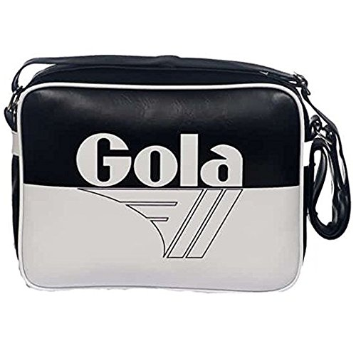 Gola - Bolso cruzados para mujer BLACK / WHITE