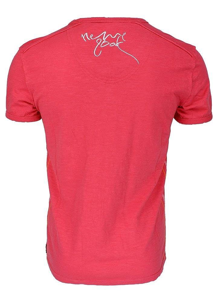 Desigual - Desigual T-shirt Manolo Flowers 21t1419 3122 Homme - H - Xl -  Orange  Amazon.fr  Vêtements et accessoires 180115b2182e