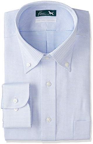 ビジネスワイシャツ ケンコレクション 綿100% トラッド 形態安定 メンズ