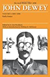img - for The Early Works of John Dewey, Volume 5, 1882 - 1898: Early Essays, 1895-1898 (Collected Works of John Dewey) book / textbook / text book