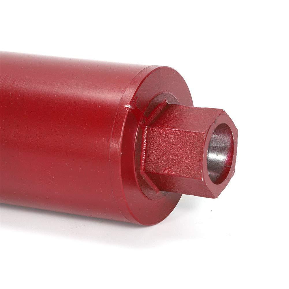 para seco y h/úmedo YIYIBY Corona de diamante para perforadora /Ø 63 mm NL 450 mm