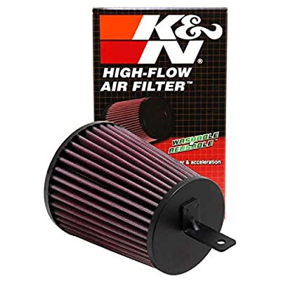 K&N Engine Air Filter: High Performance, Premium, Powersport Air Filter: 2003-2013 SUZUKI/ARCTIC/KAWASAKI (LTZ400, QuadSport Z, Z LE, CAT DVX400, CAT DVX400 TS, KFX400) SU-4002: Automotive