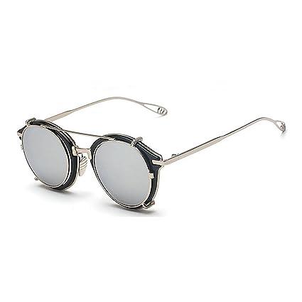 Gafas de sol desmontables del estilo del punky para los ...