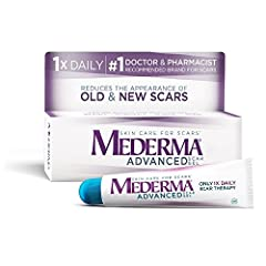 It's hard to feel like yourself when it feels like everyone is staring at your scar. Mederma Advanced Scar Gel can help you ease the doubts because it's clinically shown to improve the overall appearance, color, and texture of scars. More doctors and...