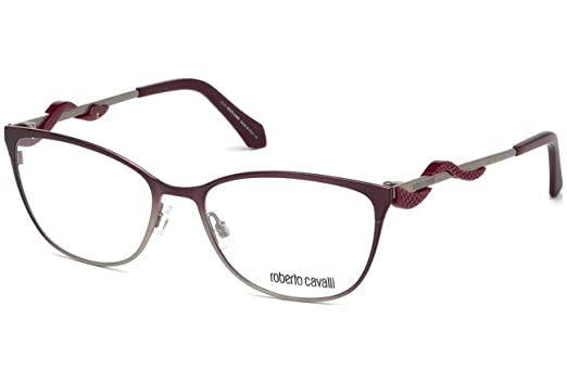 Amazon.com: Roberto Cavalli Amiata RC5005 C54 071 (bordeaux/other ...