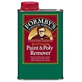 Formbys 30035 Paint Remover, 32-Ounce
