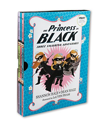The Princess in Black: Three Smashing Adventures by Candlewick