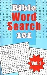 Bible Word Search 101, Vol. 1