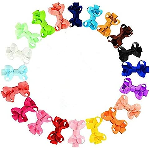 Girls Baby Hair Clips Slides Accessories Mix Of Colours Brand New Party Bags