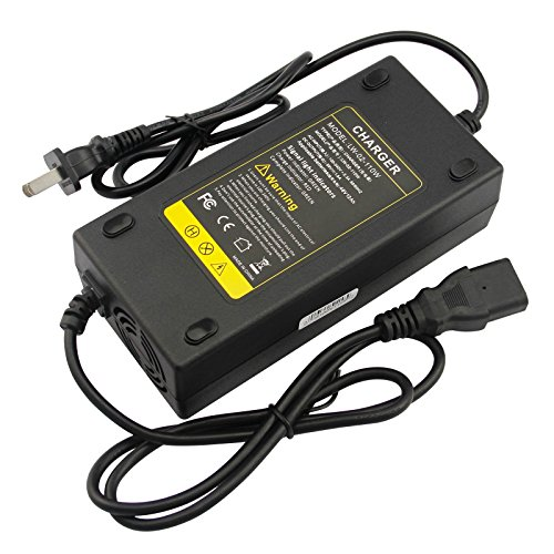 Lithium Bicycle Battery (Fancy Buying 48V 12AH Lithium Ebike Bicycle Battery Charger For Electric Bike Scooters Bycle 3 Holes Plug)