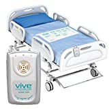 Bed Alarm System by Vive - Medical Fall Prevention Alert System for Dementia Patients, Elderly, Adults, Seniors & Children - Monitor & Mat for Home & Hospital Beds