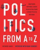 Deepen your understanding of how politics work, and why they matter, with this timely guide.      Politics from A to Z provides an up-to-date, thoroughly researched glossary of political topics spanning ancient Greece to contemporary America....