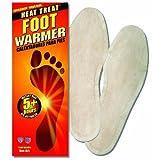 GRABBER HEAT TREAT FOOT WARMER, SM/MED