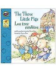 Keepsake Stories:Three/Pigs (Bilingl)Pre-