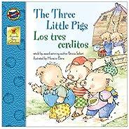 Brighter Child 076963818X Three Little Pigs