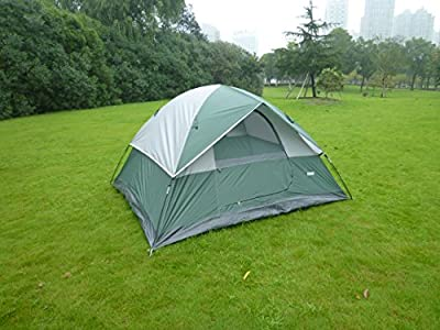 Busen Mountain Waterproof Tent Dome Outdoor Camping Instant Tents for Camping 4 Person