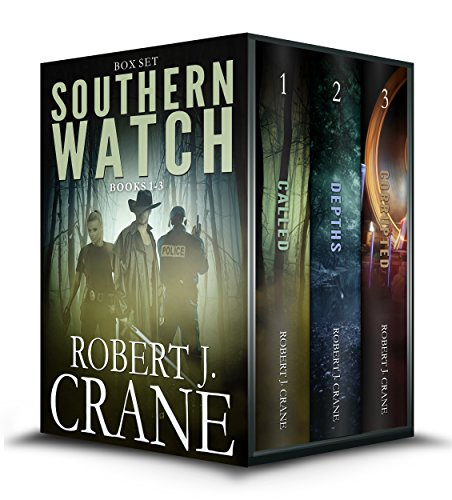 Southern Watch Books 1 3 Corrupted ebook