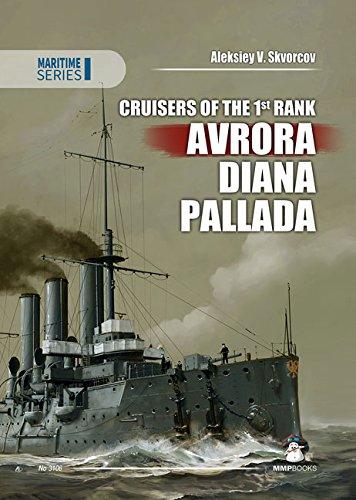 Aircraft Cruiser - Cruisers of the 1st Rank. Avrora, Diana, Pallada (Maritime Series)