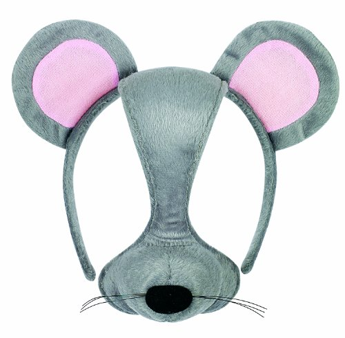 Small World Toys Furree Faces - Mouse Mask -