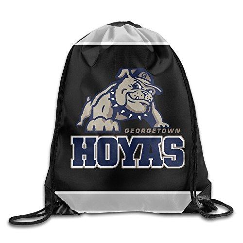 Acosoy Georgetown University Hoyas Team Logo Drawstring - Motto Oakley