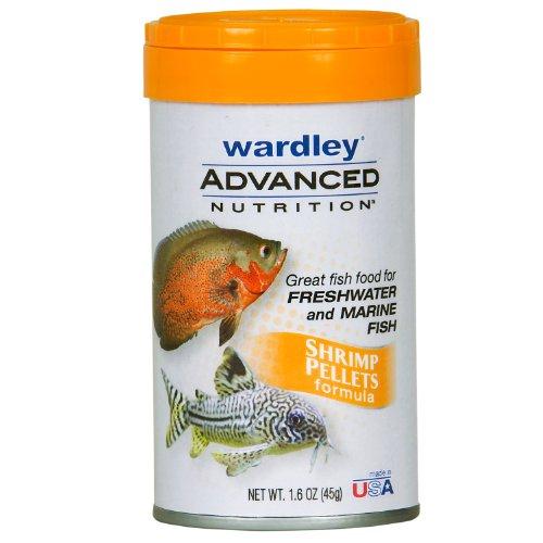 Hartz Wardley Advanced Nutrition Shrimp Pellet, 1.6-Ounce