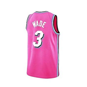 pretty nice 5bd78 a64ee Miami Heat,#3,2019 NBA Jersey,Basketball Sweatshirt ...