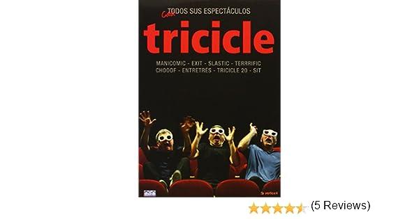 Tricicle: Casi Todos Sus Espectáculos [DVD]: Amazon.es: Carles Sans ...