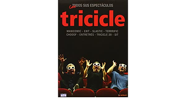 Amazon.com: Pack Tricicle (8 Dvd) [DVD] (2012) Varios: Paco Mi Carles Sans: Movies & TV