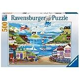 Ravensburger Lovely Seaside - 500 pc Puzzle