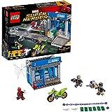 Lego ATM Heist Battle, Multi Color