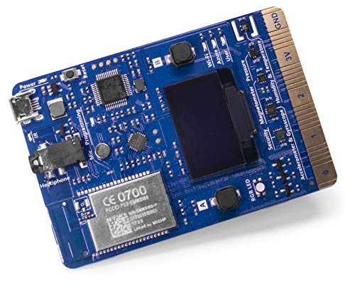 Plugable MXChip AZ3166 IoT DevKit Integrated with Microsoft Visual Studio, Azure, Arduino Software.