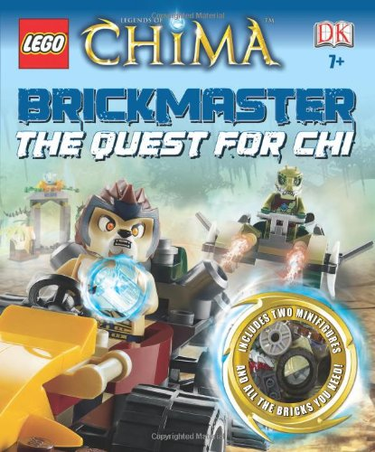 LEGO Legends of Chima Brickmaster: The Quest for CHI (Lego Brickmaster) (Brickmaster Lego)