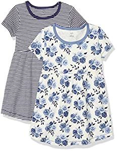Touched by Nature Girls (Baby, Kids, Youth) Organic Cotton Dresses