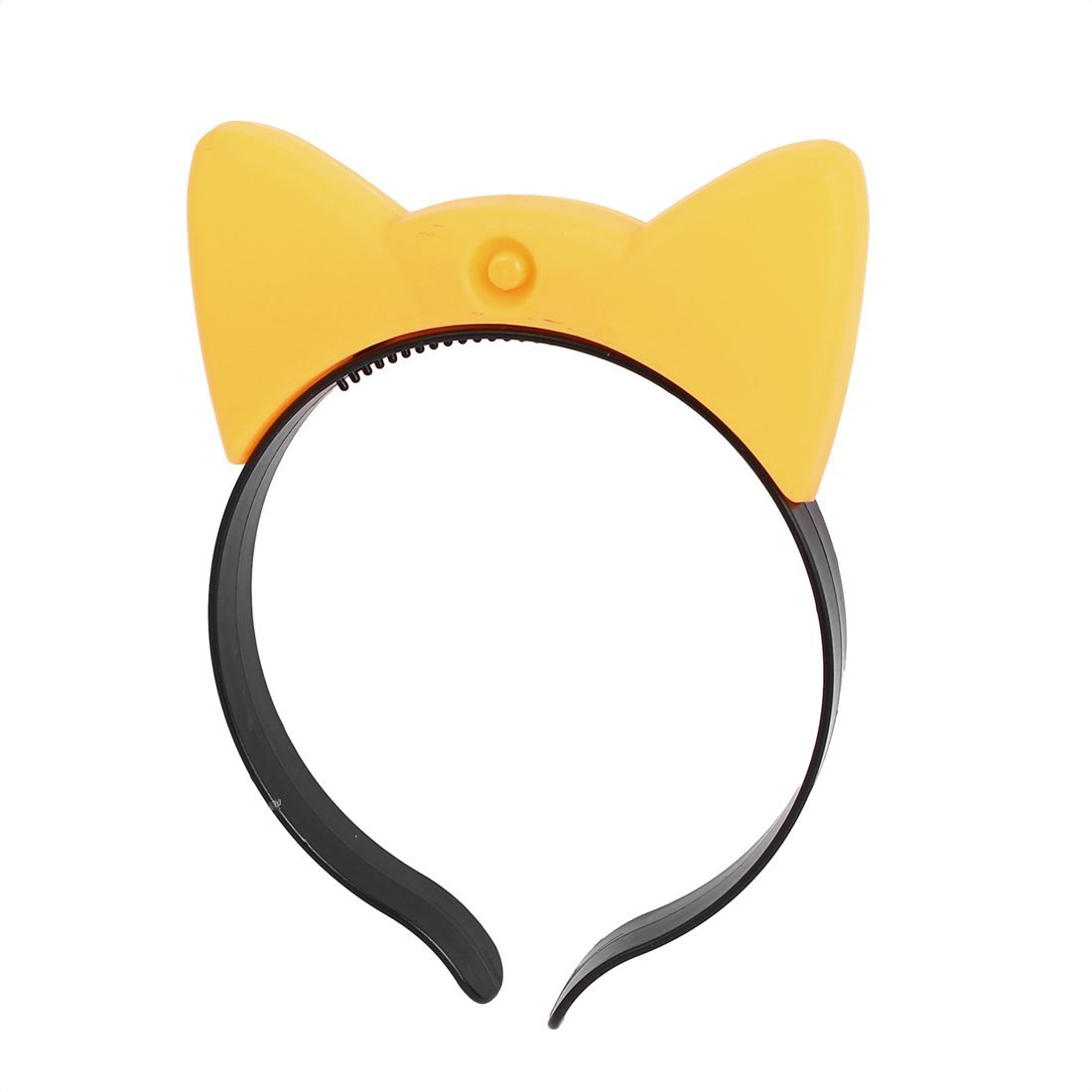 Amazon.com: Oído eDealMax Partido de Cosplay del gato que destella de Luces Pelo de la Venda Hairband Amarillo: Health & Personal Care