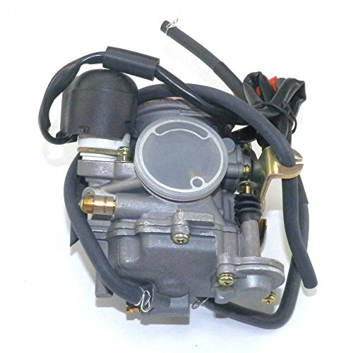 YunShuo Performance Carburetor 50cc-100cc 139QMB GY6 Scooter Carb CVK 20mm by YunShuo (Image #6)
