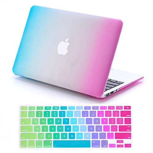 Dealgadgets Plastic Hard Shell Case For Macbook Air 13.3